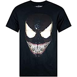 Marvel Venom Face Men's T-Shirt (M)
