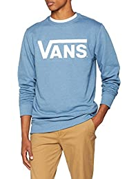 b18a006cd8 Amazon.co.uk  Vans - Sweatshirts   Hoodies   Sweatshirts  Clothing