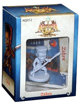 Zahra Mini Expansion For Arcadia Quest by Cool Mini or Not