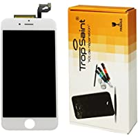 """Replacement Display for iPhone 6S Plus (5,5)"""" Screen LCD White - Trop Saint ® With a Magnetic Project Map and Tools"""