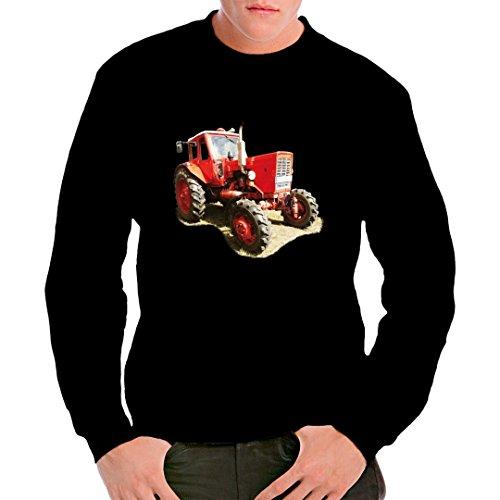 Traktoren unisex Sweatshirt - Traktor Belarus MTS 50 by Im-Shirt - Schwarz XXL