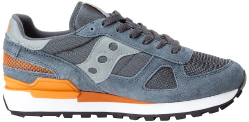 Saucony , Sneakers Basses homme Slate / Orange