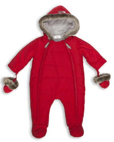 The Essential One - Baby Unisex Schneeanzug - Overall - EO182 - 62/68cm