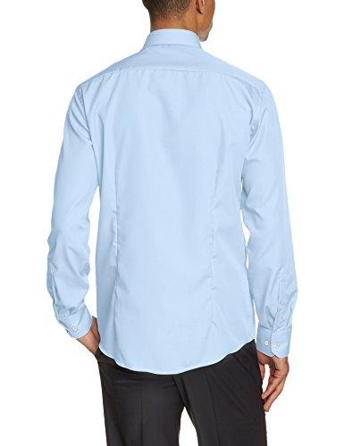 Venti Herren Businesshemd Blau (102 bleu)