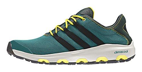 adidas Climacool Voyager, Chaussures de Sport Mixte Adulte, Multicolore, 7 UK Vert / noir (vert équipement / noir essentiel / vert pâle (blanch green))