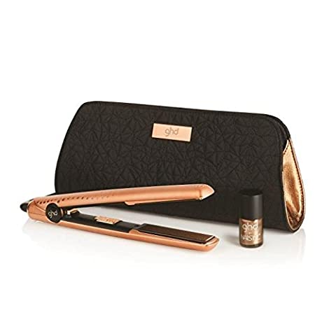 Fer à lisser styler GHD V Gold Styler Premium Gift Set - Edition Limitée - Copper Luxe Collection