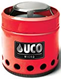 UCO 8 Hour Micro Candle Lantern - Red