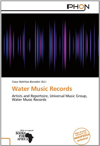 water-music-records-artists-and-repertoire-universal-music-group-water-music-records