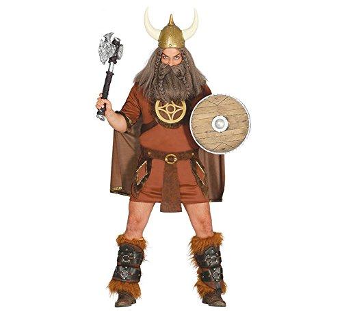 Imagen de disfraz de vikingo talla l