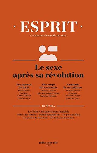 Revue Esprit N 436 le Sexe Aprs Sa Revolution par Collectif