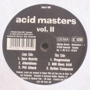 Acid Masters - Vol. II - Injection Records - Inject 005 -