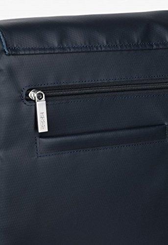 BREE, Borsa a spalla donna grigio ardesia 42 cm x 30 cm x 8 cm (B x H x T) blu