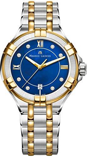 Maurice Lacroix Aikon Ladies AI1006-PVY13-470-1 Reloj de Pulsera para mujeres