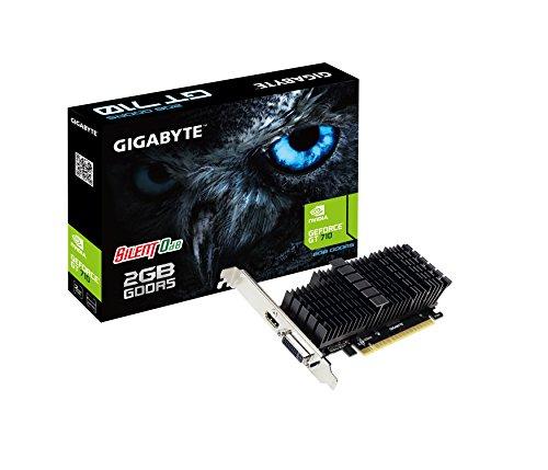 VGA PCIe8 GT710 2GB GDDR5/GV-N710D5SL-2GL Gigabyte - Gv Tower