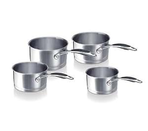 BEKA Série de 4 casseroles Suave 14 / 20 cm 13206984 . + GARANTIE 2 ANS!