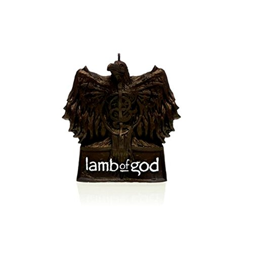 Preisvergleich Produktbild Lamb Of God Phoenix - Black (Candle) Candle