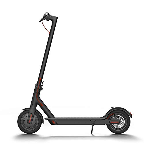 22ff9b419c Xiaomi Mi Electric Scooter for Adult, Town and City Commuter with  Lightweight Folding Frame -