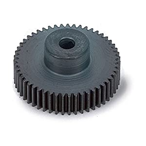 Carson 500011081-Piñón de Motor, 48Dientes, M 0.4Acero