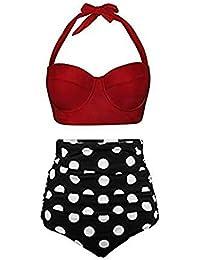 187156fd1c24d Suchergebnis auf Amazon.de für: bikini punkte - Damen: Bekleidung
