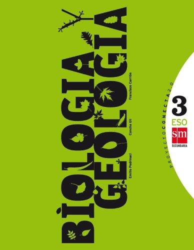 Biología y geología. 3 ESO. Conecta 2.0-9788467539950 por Emilio Pedrinaci Rodríguez