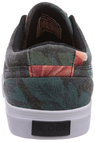 Globe - Gs, Sneakers, unisex Multicolore (black/hawaiian 10747)