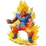 Dragonball Super Dracap Memorial 02 Estatua PVC Super Saiyan Son Goku 10 cm