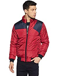 Endeavor Men's Quilted Jacket Red