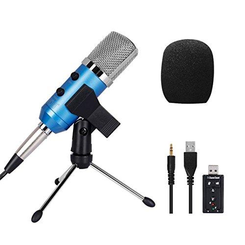 tonor-micrfono-condensador-jack-35mm-para-cantar-como-instrumentos-musicales-broadcast-grabacin-azul