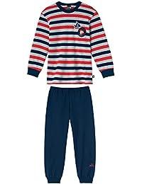 Schiesser Anzug Lang - Pijama con manga larga para niños