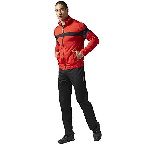 Reebok Herren El Ts Tricot Trainingsanzug Mehrfarbig
