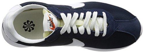 Nike Roshe LD-1000 QS, Chaussures de Running Entrainement Homme, Gris, Talla Bleu (Obsidian/White/White)
