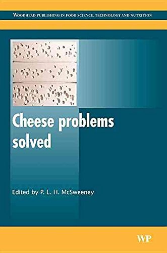 [Cheese Problems Solved] (By: P. L. H. McSweeney) [published: July, 2007]