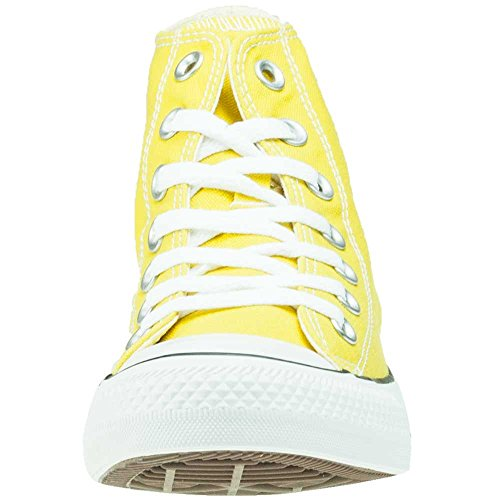 CONVERSE a/s hi canvas UNISEX SCARPE SPORTIVE Limone