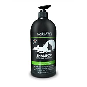 swisspro shampoo volume shine f r normales haar 1000ml. Black Bedroom Furniture Sets. Home Design Ideas