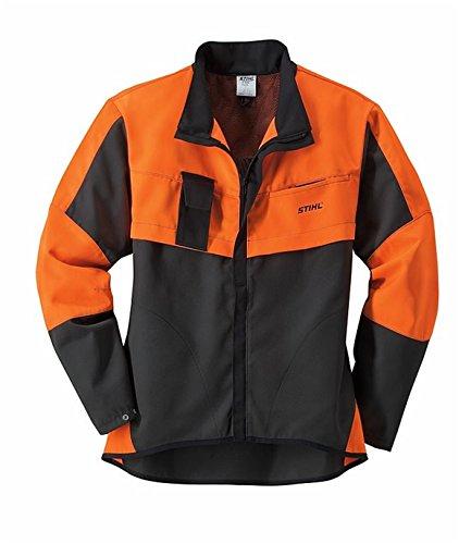 Stihl 00008834960 Jacke WIRTSCHAFT Plus Orange 60 - Wirtschaft-werkzeug