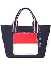 f1edd1ead Amazon.co.uk: Tommy Hilfiger - Totes / Women's Handbags: Shoes & Bags
