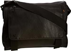 Jost Unisex Adult Cult L Messenger Bag Black J1847-001 Large