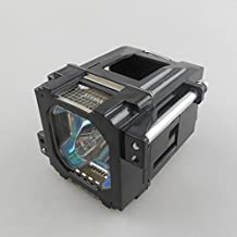 Bombilla CTLAMP de reemplazo para proyector con carcasa genérica BHL-5009-S/BHL-5009-S (P) para JVC DLA-RS1/DLA-RS2/DLA-RS1U/DLA-RS2U/DLA-HD1/DLA-HD10/DLA-HD100/DLA-HD1WE/DLA-RS1X/DLA-VS2000, PIONEER PRO-FPJ1