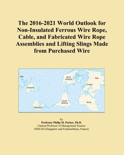 Sling Assembly (The 2016-2021 World Outlook for Non-Insulated Ferrous Wire Rope, Cable, and Fabricated Wire Rope Assemblies and Lifting Slings Made from Purchased Wire)