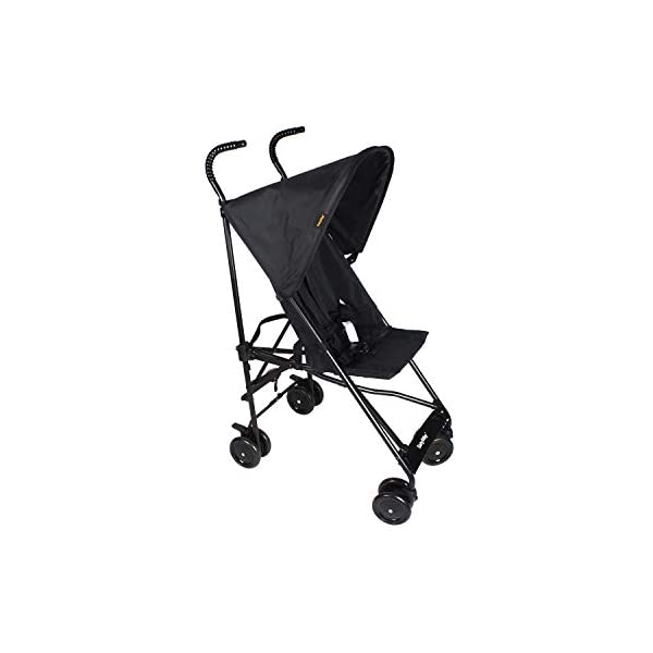 BABYWAY Stroller Buggy Pushchair - Easy Fold Babyway Suitable for children from 6 months to 36 months Swivel front wheels for ease of use and lockable rear wheels for increased safety Fitted with a five point safety harness for increased safety while you wheel your little one around 1
