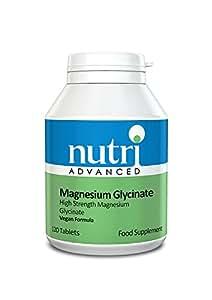 Nutri Advanced - Magnesium Glycinate 120tabs