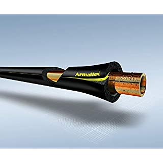 Armaflex Selfseal (19x15) Class O Pipe Insulation, 19mm wall, suits 15mm diameter pipe, 2 metre length
