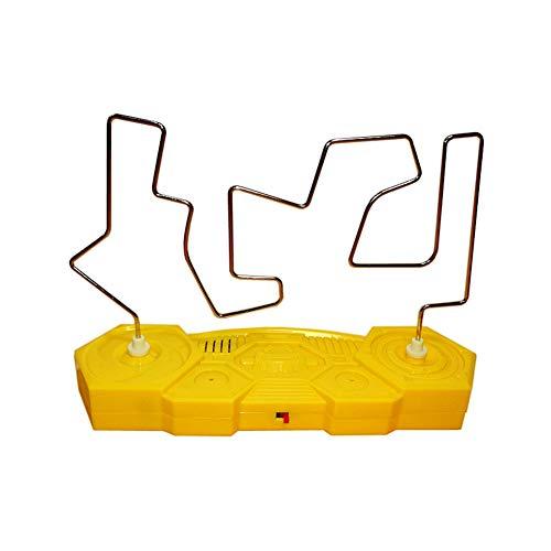 Beito Kinder Kollision Elektroschock-Spielzeug Bildung Elektro-Touch-Labyrinth-Spiel Erweitert E-Touch-Puzzle Labyrinth-Spiel Spielzeug-Kind-Fokus-Trainings-Werkzeug 1pc älteren Typen