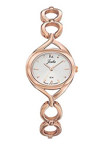 Joalia - Montre Femme - H630M566 - Bracelet doré Rose - Cadran Blanc