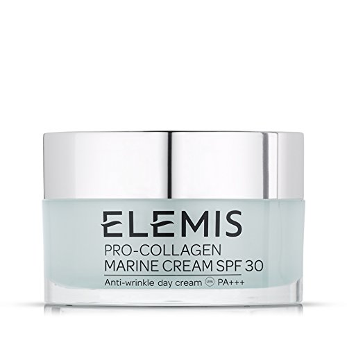 Elemis Pro-Collagen Marine Cream SPF30, Anti-wrinkle Day Cream, 50 ml