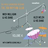 Alex Welsh & Mick Mulligan The Radio Luxembourg Sessions: The 208 Rhythm Club Volume 4