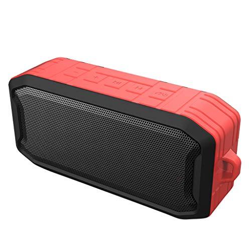 Bluetooth✧✧Chshe-Lautsprecher Drahtloser Bluetooth-Lautsprecher, 5.0 Y3-Tws Ipx7-Lautsprecher, Wasserdichtes, Tragbares Design, Kartenleser -