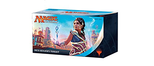 Magic: The Gathering - Kaladesh Deck Builder's Toolkit Italiano