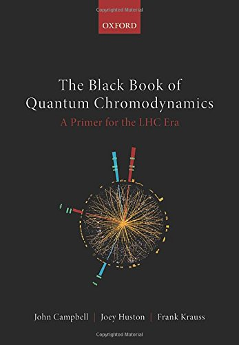 Preisvergleich Produktbild The Black Book of Quantum Chromodynamics: A Primer for the Lhc Era