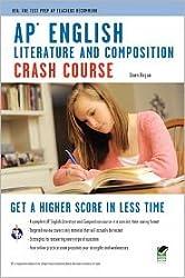 AP English Literature and Composition Crash Course (AP Crash Course (Research & Education Assn)) (Paperback) - Common